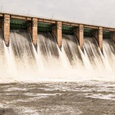 Hydroelectricity & energy