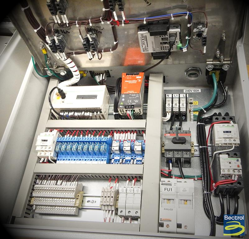 Manufacturing Industrial Control Panel